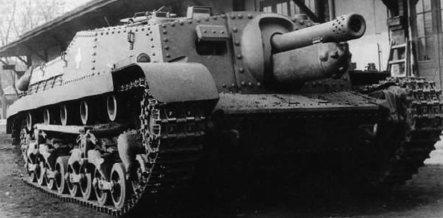 САУ 40/43M Zrínyi-II