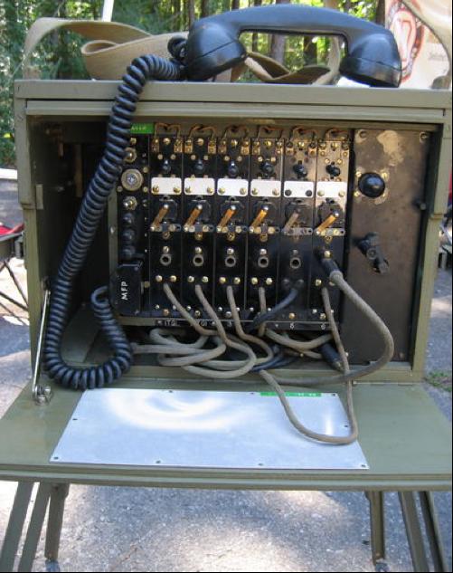 Телефонный коммутатор BD-71