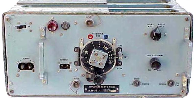 Усилитель высокой частоты RF №. 2 Mk-III