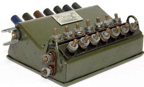 Телефонный коммутатор КОФ-33