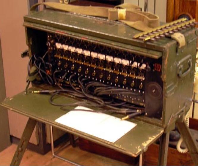 Телефонный коммутатор BD-72