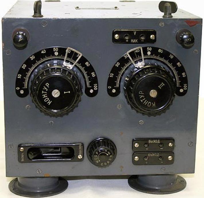 Приемник КУБ-4М