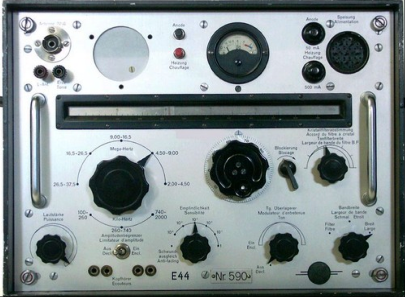 Приемник E-602 (E-44)