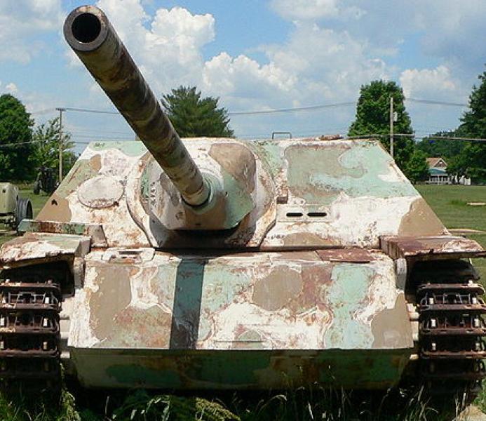 САУ Jagdpanzer IV