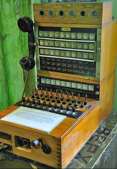 Телефонный коммутатор ПК-30
