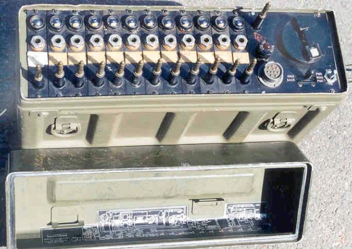 Телефонный коммутатор SB-22