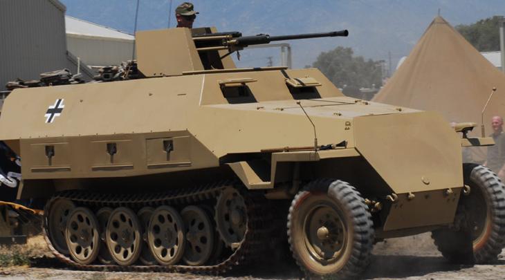 ЗСУ Sd.Kfz-251/17