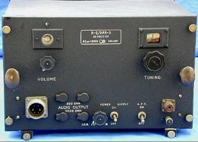 Авиационный приемник R-2/ARR-3