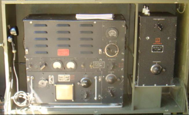 Мобильная радиостанция SCR-177