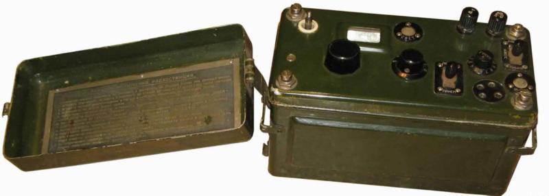 Переносная радиостанция РБС (4-Р)