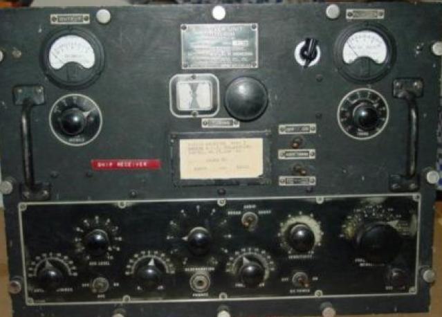 Приемник RAL-5 (CRV-46045)