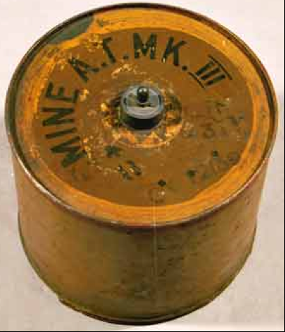 Противотанковая мина A/TK Mine Mk-III