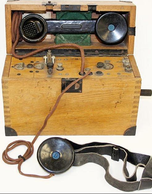 Полевой телефон TEL-27