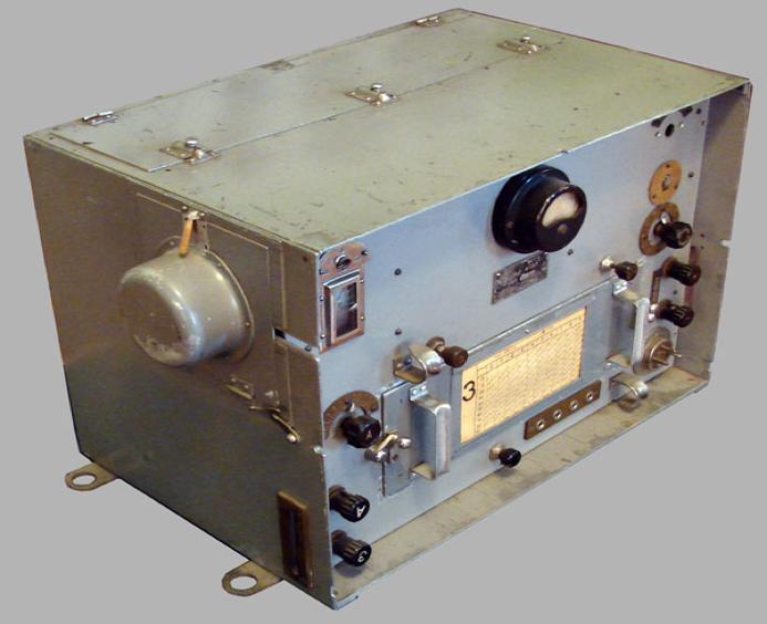 Слежечный приемник 45-ПК-1 модель 1