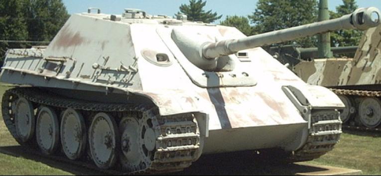 САУ Jägdpanther (Sd.Kfz-173)