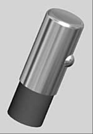 Рисунок нажимного взрывателя МВ-5