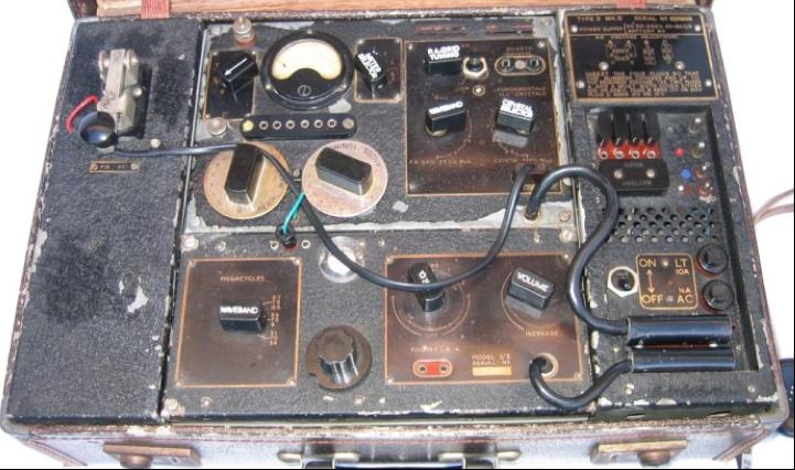 Портативная радиостанция В-2 (Type 3 MK-II)