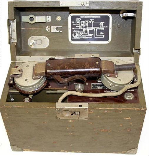 Полевой телефон VZ-35