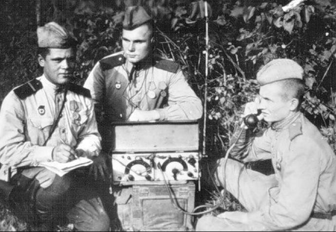 Радиостанция РЛ-6