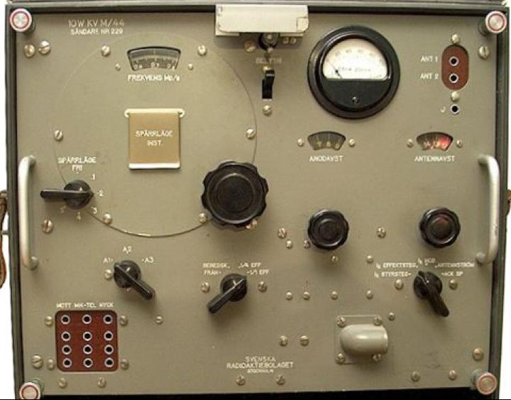Комплект портативной радиостанции 10W KV-44. Передатчик.
