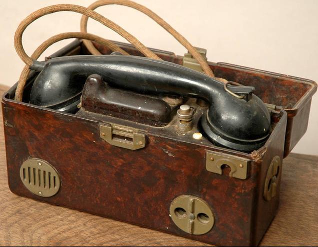 Полевой телефон ТР-25