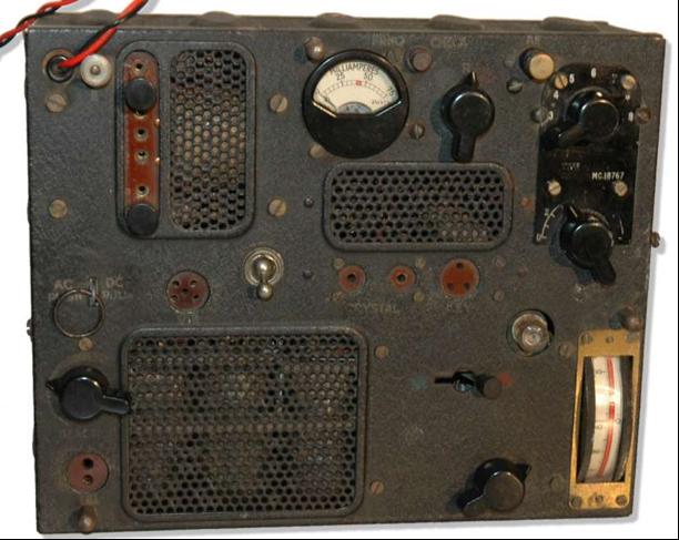 Радиостанция Type A Mk. III (A-3)