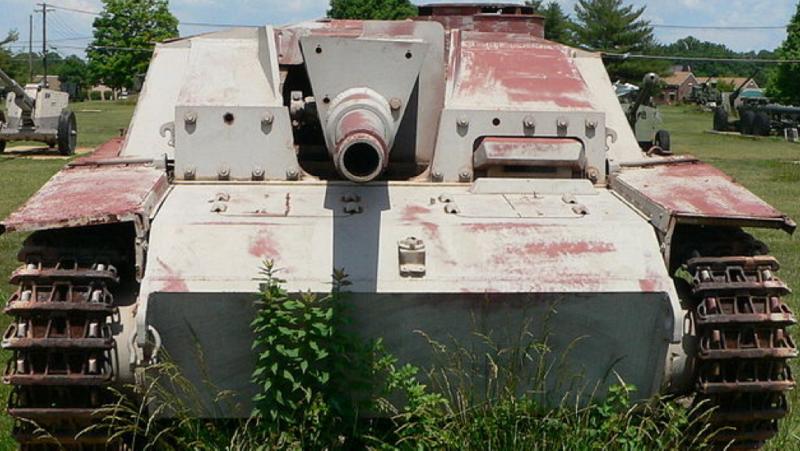 САУ Sturmhaubitze 42