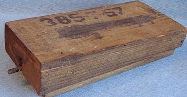 Противопехотная мина ПМД-6