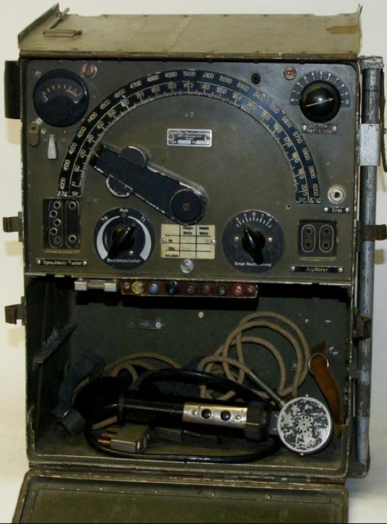 Ранцевая радиостанция SE-108/К1