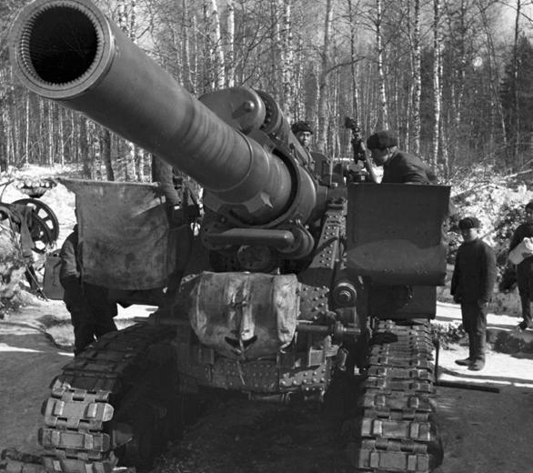 152-мм пушка обр. 1935 г. (Бр-2)