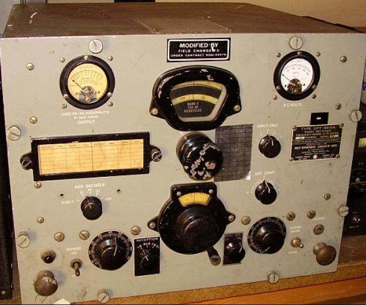 Приемник RBA-1 (CFT-46154)