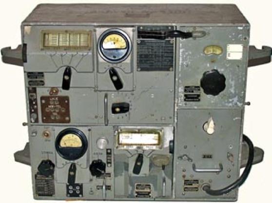 Мобильная радиостанция 25 W Bl m/39