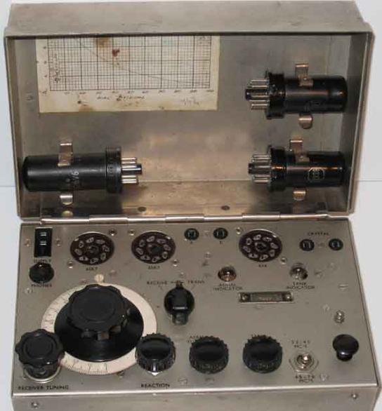 Радиостанция Whaddon Mk-VII (Mk-VII Paraset)