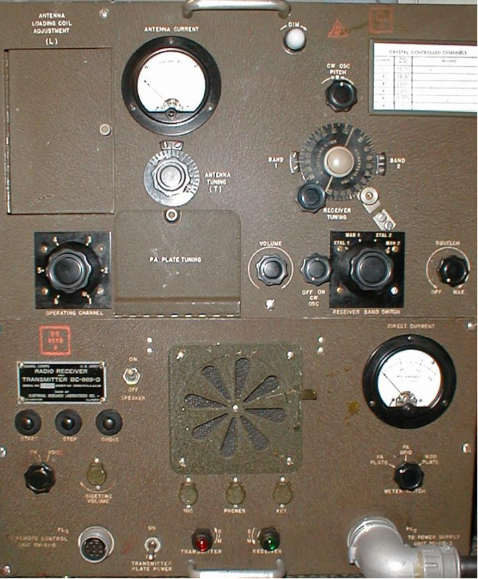 Мобильная радиостанция SCR-543 –D