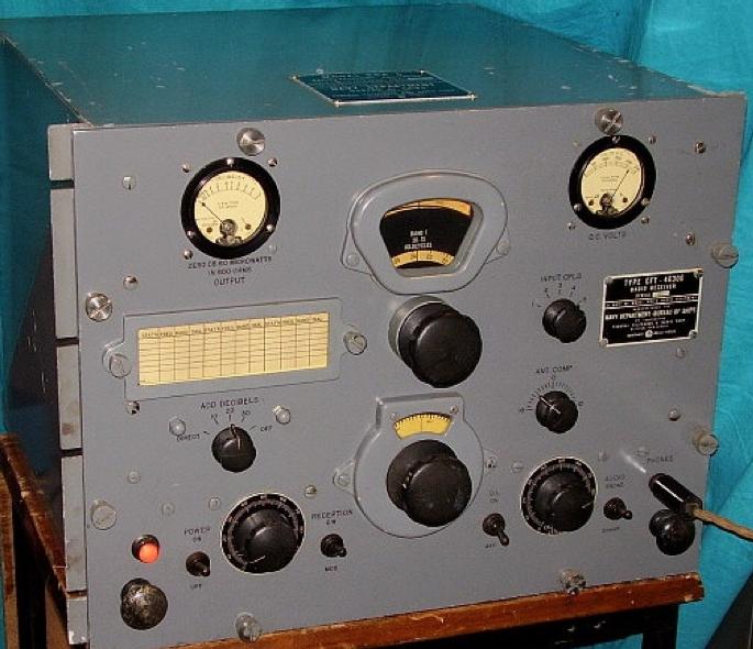 Приемник RBA-6 (CFT-46300)