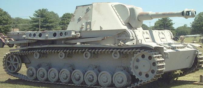 САУ 105-mm 18/1 L/28 (Heuschrecke 10)