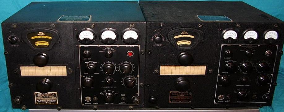 Слева – приемник RBB (CRV-46147). Справа - RBC (CRV-46148)