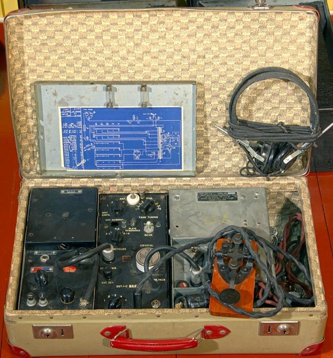 Портативная радиостанция SSTR-1