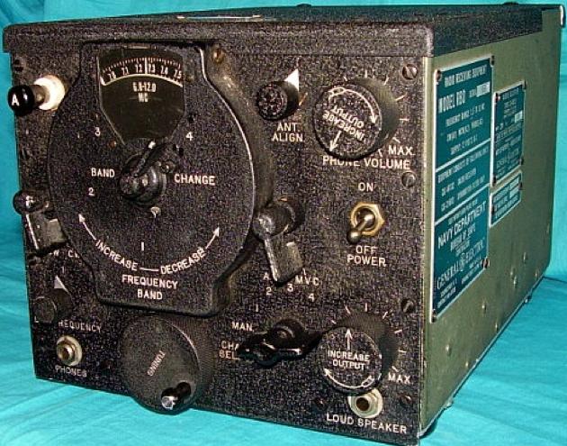 Приемник RBD (CG-46132)