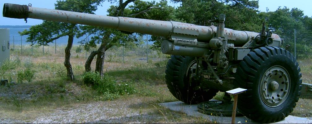 Пушка 15,2-cm  kanon m/37