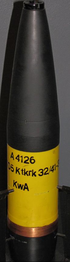 Снаряд 105-мм