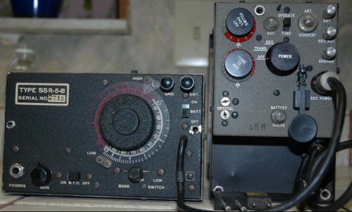 Портативная радиостанция SSTR-5