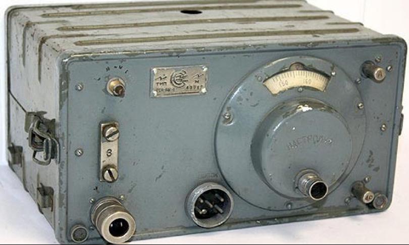 Авиационный приемник РСИ-6М1