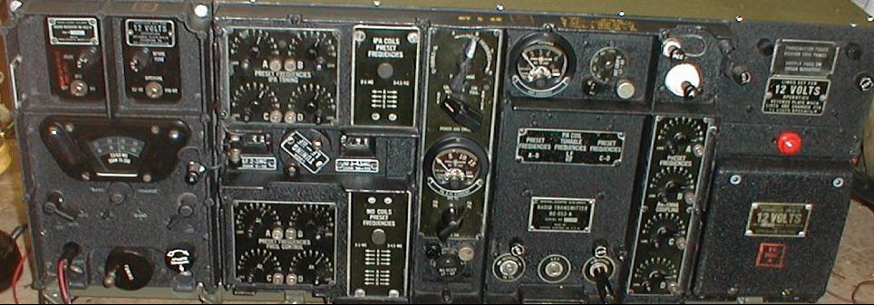 Комплект мобильной радиостанции SCR-506