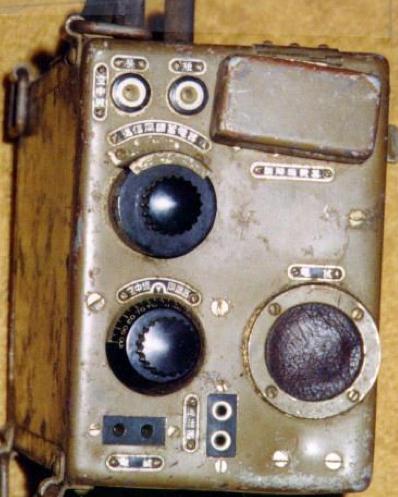 Комплект портативной радиостанции MK-66 HF