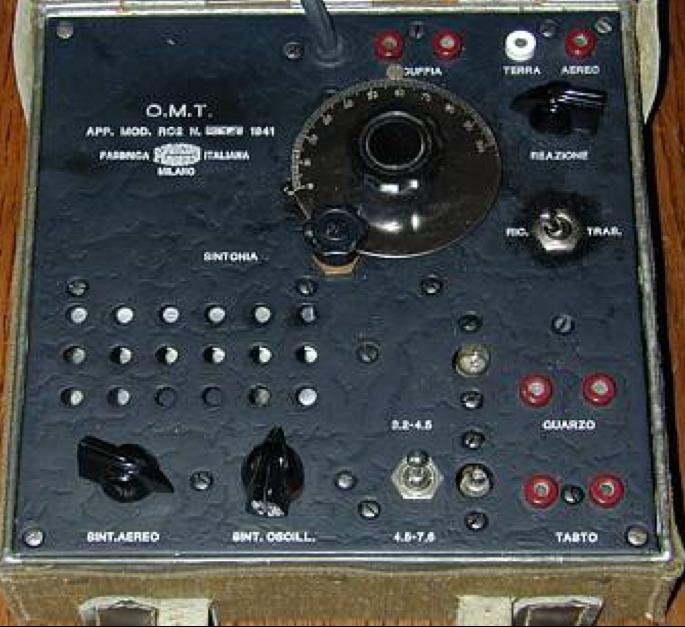 Радиостанция RC-2