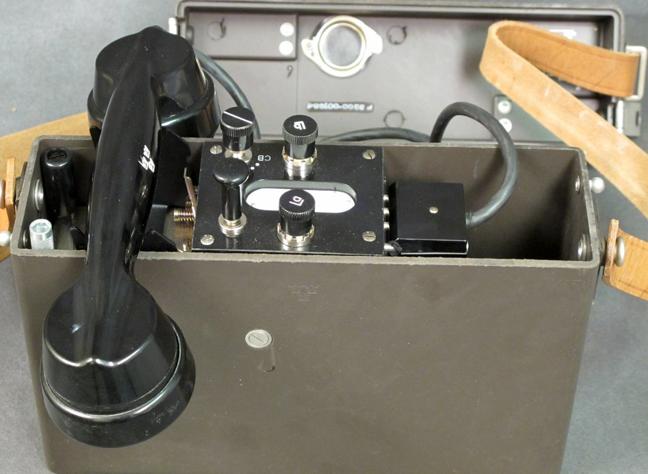 Полевой телефон Ericsson