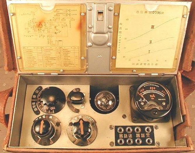 Портативна радиостанция Туре 94 Mk-6