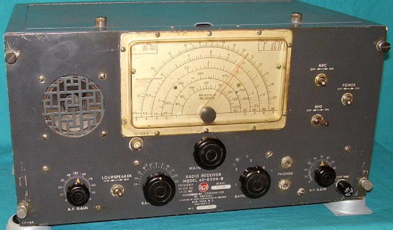 Приемник RMCA AR-8506-B
