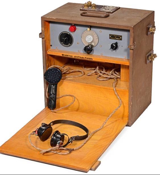 Ранцевая радиостанция Wireless Set  №17